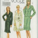 Vogue 8148 Top and Skirt sewing pattern sizes 12 14 16