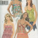 Vogue 8250 Summer Tops Sewing Pattern Sizes 16 18 20
