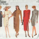 Vogue 1010 Dress in different lengths sewing pattern sizes 12 14 16