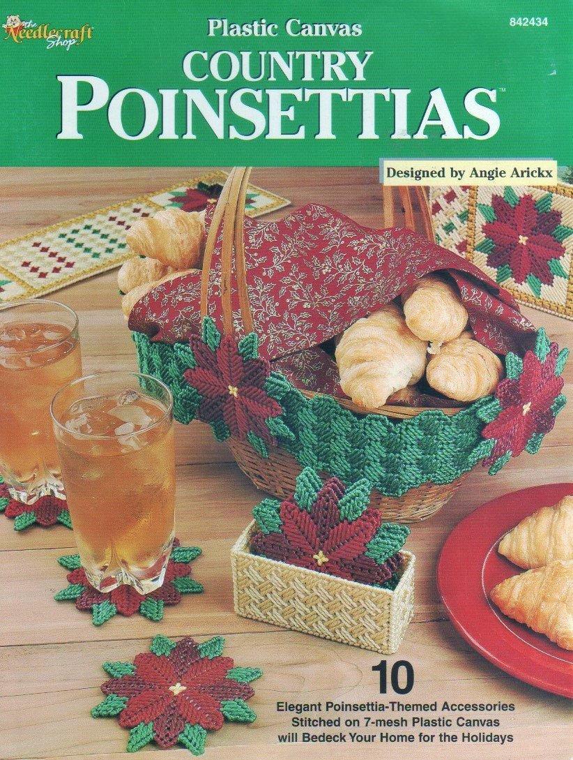 Country Poinsettias The Needlecraft Shop 842434