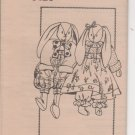 Mail Order Country Bunnies Vintage Sewing Pattern 5129