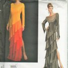 Vogue American Designer 2799 Dress sewing pattern Tom Linda Platt size 18-22