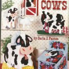 Plastic Canvas Cows Pattern 3096 America School of Needlework