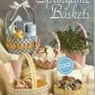 Springtime Baskets Plastic Canvas The Needlecraft Shop 103259