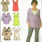 Simplicity pattern 3762 UNCUT MATERNITY knit and woven tops Size R5- 14,16,18,20,22.
