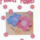 Flower Power Pincushion Sewing Pattern By Scrapbaggers
