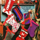 Christmas Stocking Crochet Pattern The Needlecraft Shop 951340
