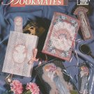 Victorian Bookmates in Plastic Canvas Pattern by Annie's Attic 87P23 Book Covers, BookMarks