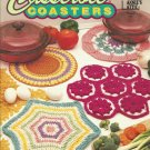 Casserole Coasters  Annie's Attic 87C73 Crochet Pattern Instructions Trivets Pot Holders