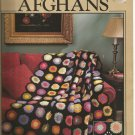 Afghan Pattern Scrap Yarn Afghans Crochet and Knit  Leisure Arts 883