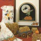 Stoney Creek Treat Yourself Cross Stitch Pattern Trick or Treat bags Halloween