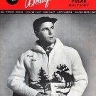 Bouquet Polar 65 Quicknit Men's 4 Ply Cardigan Moose Graph Style Knitting Pattern