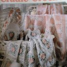 Cradle Crochet Leisure Arts 2793  Baby Afghans Patterns to crochet  by Dianne Bee