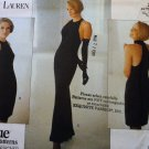 Vogue Sewing Pattern 2606 Ralph Lauren Dress  size 6 8 10