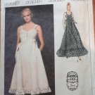 Simplicity pattern 8908 Misses Summer Dress  Size 8  from 1976