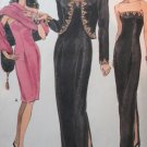 VOGUE 7892 Jacket Dress and Stole evening wear sewing pattern  size 12 14 16