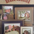 Stoney Creek Collection Rural America Book 309 Cross stitch