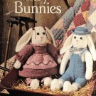 Leisure Arts 960 Country Bunnies crochet pattern