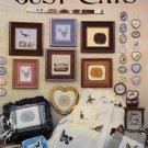 Just Cats Cross Stitch Pattern Pegasus Originals, Inc. 123