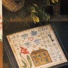 Blackbird Designs American Star Primitive Sampler cross stitch chart pattern