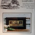 Barrick Samplers 1797 SHIP SAMPLER Cross Stitch Chart Pattern Kathy Barrick-Dieter