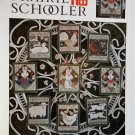 The Prairie Schooler SIGNS OF SPRING Book No. 163 Cross Stitch Pattern