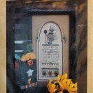 "Shephards Bush Cross Stitch KIT includes cloth, embellishments and thread ""Goblins"""