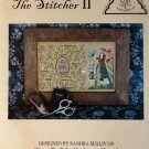 Homespun Elegance  cross stitch chart The Stitcher II Sandra Sullivan