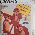 McCall's 2748 Childs' Costume Pattern Pink Panther size 6-8