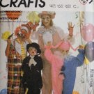 McCall's 2211 Childs' Costume Pattern CLOWNS
