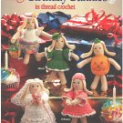 Birthday Bunnies in Thread Crochet Pattern American School of Needlework