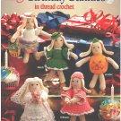 Birthday Bunnies in Thread Crochet Pattern American School of Needlework
