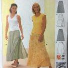 Burda 8974 Skirt sewing pattern  Sizes 10 - 24 UNCUT