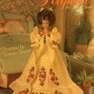 Annie Potter Presents Stephanie's Peignoir for Fashion Dolls Crochet Pattern