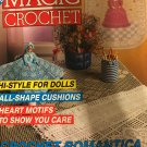 Magic Crochet Pattern Magazine Number 73 August 1991 Crochet Romantica