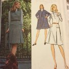 SYBIL CONNOLLY Swing Coat & Sleeveless Dress Pattern Vogue Couturier  2778 Sewing Pattern Size 18