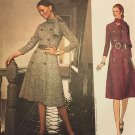 SYBIL CONNOLLY Double Breasted Dress Pattern Vogue Couturier  2606 Sewing Pattern Size 18