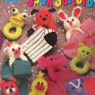 Annie's Attic  Sock Sorters   87S92  crochet pattern Sorts your children's socks