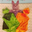 Hankie  Blankie Pets child's Lovey Doll sewing pattern