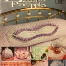 Annie's Attic  87C72 Crochet Antique Pineapples thread crochet pattern