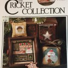 The Cricket Collection 224 Christmas Cupboard Cookies for Santa cross stitch pattern