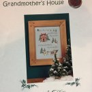 Grandmother's House Sue Hillis Designs Counted Cross Stitch Pattern
