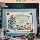 Stoney Creek Cross Stitch Book 36 Thine is the Kingdom  Lord's Prayer