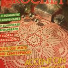 Decorative Crochet Number 5, Thread Crochet lampshades bedspreads tablecloths