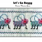 Let's Go Buggy Frances Messina Jones Smocking Plate Sewing Smocking design