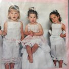 Dainty Underclothes Heirloom Sewing pattern Kari Me Away Sizes 2-6