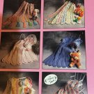 Annie's Attic Mile-A-Minute Baby Afghans 268B  Pattern 6 designs to crochet