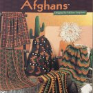 The Needlecraft Shop 991035 Southwest Geometric Afghans Crochet 5 Designs