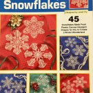 The Ultimate Book of Snowflakes Plastic Canvas Needlecraft Shop 843534