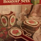 Floral Boudoir Sets Plastic Canvas Pattern Annie's Attic 872572